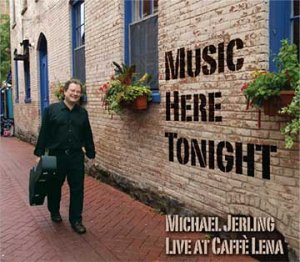 Michael Jerling - Music Here Tonight - click to listen